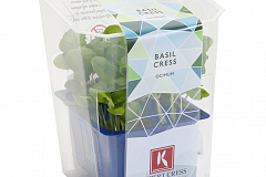 Koppert Basil Cress Single